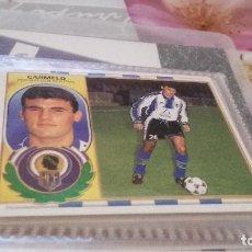 Cromos de Fútbol: CROMO ESTE 96 97 - CARMELO , DEL HERCULES - NUNCA PEGADO ( PEDIDO MINIMO 5 EUROS ). Lote 95763919