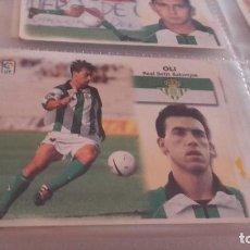 Cromos de Fútbol: ESTE 99 00 - OLI , DEL BETIS - NUNCA PEGADO - ( PEDIDO MINIMO 5 EUROS ). Lote 95939607