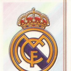 Cromos de Fútbol: 2006-2007 - 560 ESCUDO - REAL MADRID CASTILLA - MUNDICROMO LAS FICHAS DE LA LIGA. Lote 95949227
