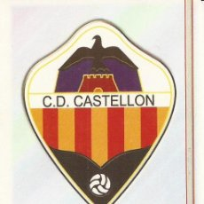 Cromos de Fútbol: 2006-2007 - 561 ESCUDO - CD CASTELLON - MUNDICROMO LAS FICHAS DE LA LIGA. Lote 95949251