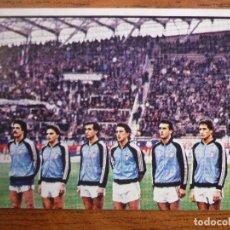 Cromos de Fútbol: CROMO ALBUM PANINI EURO 84 FRANCIA Nº 107 EQUIPO 1 (YUGOSLAVIA) NUNCA PEGADO - EUROCOPA 1984 FRANCE. Lote 95949315
