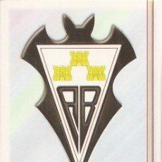 Cromos de Fútbol: 2006-2007 - 562 ESCUDO - ALBACETE BALOMPIE - MUNDICROMO LAS FICHAS DE LA LIGA. Lote 95949319