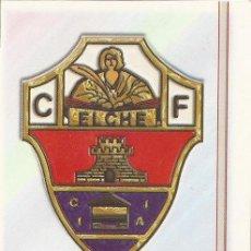 Cromos de Fútbol: 2006-2007 - 563 ESCUDO - ELCHE CF - MUNDICROMO LAS FICHAS DE LA LIGA. Lote 95949343