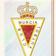 Cromos de Fútbol: 2006-2007 - 565 ESCUDO - REAL MURCIA - MUNDICROMO LAS FICHAS DE LA LIGA. Lote 95949443