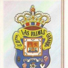 Cromos de Fútbol: 2006-2007 - 569 ESCUDO - UD LAS PALMAS - MUNDICROMO LAS FICHAS DE LA LIGA. Lote 95949611