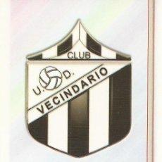 Cromos de Fútbol: 2006-2007 - 570 ESCUDO - UD VECINDARIO - MUNDICROMO LAS FICHAS DE LA LIGA. Lote 95949663