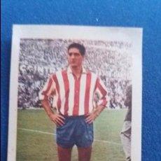 Cromos de Fútbol: 1959/1960 59/60 FERCA. CROMO DOBLE 8 AT. MADRID ALVARO. Lote 96085063