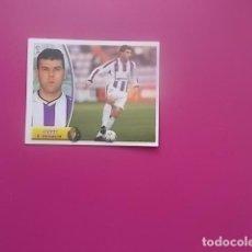 Cromos de Fútbol: TUSCROMOS/ ESTE TEMPORADA 2003/2004/ 03/04/ JESUS / VALLADOLID / NUNCA PEGADO. Lote 96085071