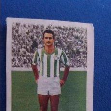 Cromos de Fútbol: 1959/1960 59/60 FERCA. CROMO DOBLE 3 REAL BETIS SANTOS. Lote 96085095