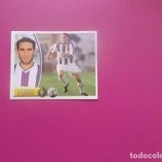Cromos de Fútbol: TUSCROMOS/ ESTE TEMPORADA 2003/2004/ 03/04/ JONATHAN / VALLADOLID / NUNCA PEGADO. Lote 96085151
