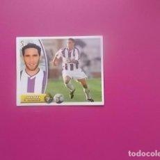 Cromos de Fútbol: TUSCROMOS/ ESTE TEMPORADA 2003/2004/ 03/04/ JONATHAN / VALLADOLID / NUNCA PEGADO. Lote 96085247