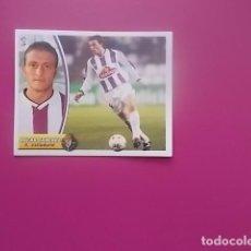 Cromos de Fútbol: TUSCROMOS/ ESTE TEMPORADA 2003/2004/ 03/04/ OSCAR SANCHEZ / VALLADOLID / NUNCA PEGADO. Lote 96085415