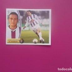 Cromos de Fútbol: TUSCROMOS/ ESTE TEMPORADA 2003/2004/ 03/04/ OSCAR SANCHEZ / VALLADOLID / NUNCA PEGADO. Lote 96085427