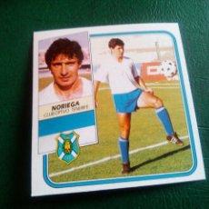Cromos de Fútbol: NORIEGA TENERIFE ED ESTE 89 90 CROMO FUTBOL LIGA 1989 1990 TEMPORADA - SIN PEGAR - 106 BAJA. Lote 96085979