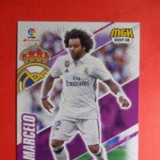 Cromos de Fútbol: MEGACRACKS 2017 2018 - 386 MARCELO - REAL MADRID - PANINI - MGK 17 18. Lote 101197595