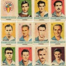 Cromos de Fútbol: SABADELL 1944-45, DE CONDIMENTOS SALSAFRAN, DE NOVELDA ALICANTE. Lote 96176431