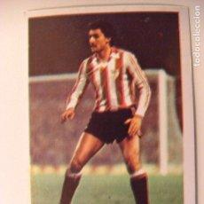 Cromos de Fútbol: DE LA FUENTE BILBAO SIN PEGAR CROMOS CANO ALBUM FUTBOL 83 84 CROPAN CROMO DIFICIL NO ESTE. Lote 96181651