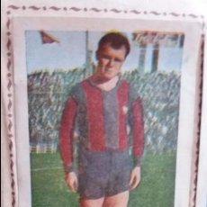 Cromos de Fútbol: GRÁFICAS BACHENDE O NILO 1957/1958 57/58. BARCELONA KUBALA. LEER. Lote 96299027