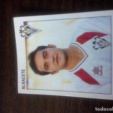 Cromos de Fútbol: CROMO PANINI LIGA 1993/1994 93/94 PINILLA ALBACETE SIN PEGAR. Lote 96429215