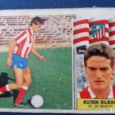 Cromos de Fútbol: 86/87 ESTE. FICHAJE 23 AT. MADRID RUBEN BILBAO . Lote 96628031