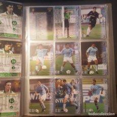 Cromos de Fútbol: MEGAFICHAS PANINI LIGA 2002 2003 LOTE DE CARDS CELTA DE VIGO PANINI SPORTS LIGA 02 03. Lote 96637791