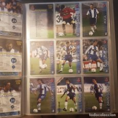 Cromos de Fútbol: MEGAFICHAS PANINI LIGA 2002 2003 LOTE DE CARDS ESPANYOL PANINI SPORTS LIGA 02 03. Lote 96637931