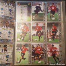 Cromos de Fútbol: MEGAFICHAS PANINI LIGA 2002 2003 LOTE DE CARDS REAL MALLORCA PANINI SPORTS LIGA 02 03. Lote 96638003