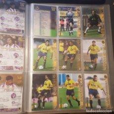 Cromos de Fútbol: MEGAFICHAS PANINI LIGA 2002 2003 LOTE DE CARDS VILLARREAL PANINI SPORTS LIGA 02 03. Lote 96638435