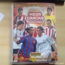 Cromos de Fútbol: MEGACRACKS 2006-2007 DE PANINI,LIGA 2006-07 CON MÁS DE 500 FICHAS. LIGA 06-07. Lote 96702283