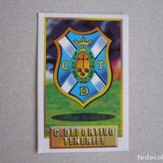 Cromos de Fútbol: ESTE 93-94 ESCUDO TENERIFE D 1993-1994 . Lote 96721935