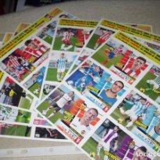 Cromos de Fútbol: FICHAJES INVIERNO AMPLIACION LIGAS ESTE 0910-1011-1213-1314 -. Lote 184027341