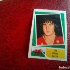 Cromos de Fútbol: SAYER GALES ED FHER ARGENTINA 78 MUNDIAL CROMO FUTBOL LIGA 1978 - DESPEGADO - 298. Lote 96835155