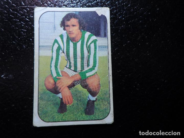 MENDIETA REAL BETIS ALBUM ESTE LIGA 1976 - 1977 ( 76 - 77 ) (Coleccionismo Deportivo - Álbumes y Cromos de Deportes - Cromos de Fútbol)
