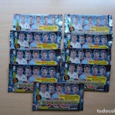 Cromos de Fútbol: LOTE DE SOBRES SIN ABRIR ADRENALYN - CROMOS REVISTA JUGON. Lote 97279647