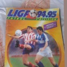Cromos de Fútbol: ALBUM 94 95 INCOMPLETO. Lote 97532171