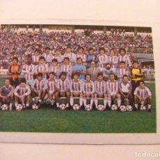 Cromos de Fútbol: PLANTILLA VALLADOLID SIN PEGAR CROMOS CANO ALBUM FUTBOL 83 84 CROPAN CROMO DIFICIL NO ESTE. Lote 97985247