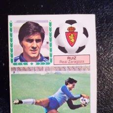 Cromos de Fútbol: ESTE 83/84 1983/84 COLOCA RUIZ RECUPERADO DEL ALBUM. Lote 98218515