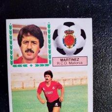 Cromos de Fútbol: ESTE 83/84 1983/84 FICHAJE Nº23 MARTINEZ RECUPERADO DEL ALBUM. Lote 98218615