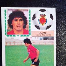 Cromos de Fútbol: ESTE 83/84 1983/84 FICHAJE Nº25 JUANI RECUPERADO DEL ALBUM. Lote 98218651