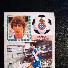 Cromos de Fútbol: ESTE 83/84 1983/84 FICHAJE Nº26 SANPER RECUPERADO DEL ALBUM. Lote 98218691
