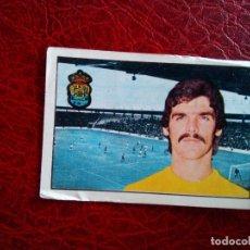 Cromos de Fútbol: PAEZ LAS PALMAS ED FHER DISGRA 74 75 CROMO FUTBOL LIGA 1974 1975 - SIN PEGAR - 26. Lote 98437463