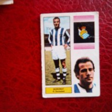Cromos de Fútbol: BORONAT REAL SOCIEDAD ED FHER DISGRA 74 75 CROMO FUTBOL LIGA 1974 1975 - SIN PEGAR - 45. Lote 98438667