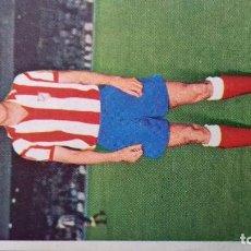 Cromos de Fútbol: CROMO DE FÚTBOL:SALCEDO AT. MADRID ,(NUNCA PEGADO),LIGA FHER 1975-1976/75-76. Lote 98574535
