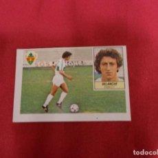 Cromos de Fútbol: BELANCHE. ELCHE C. F. LIGA 1984-1985. EDICIONES ESTE. NUNCA PEGADO.. Lote 98652487