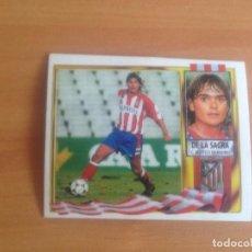 Cromos de Fútbol: CROMO ALBUM ESTE COLOCA DE LA SAGRA AT MADRID 1995 1996 95 96 NUEVO. Lote 98785331