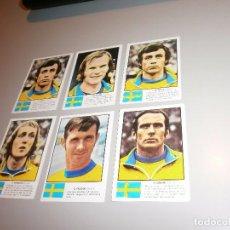 Cromos de Fútbol: LOTE DE CROMOS DE FUTBOL FHER MUNICH 74. Lote 99160435