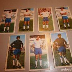 Cromos de Fútbol: LOTE DE CROMOS DE FUTBOL EDICIONES ESTE LIGA 1975 76 INTERESANTES. Lote 99164867