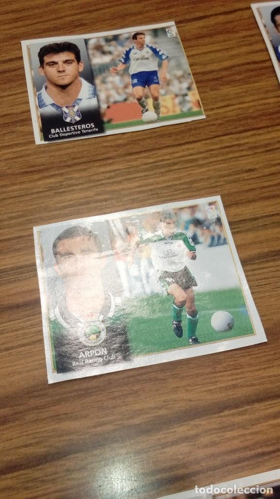 CAJ-8U9 CROMO FUTBOL 1998 1999 98 99 RECORTADO DE ALBUM RACING SANTANDER ARPON (Coleccionismo Deportivo - Álbumes y Cromos de Deportes - Cromos de Fútbol)