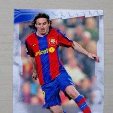 Cromos de Fútbol: 74 MESSI - 2 DIGITOS - FC BARCELONA MUNDICROMO 2008 2009 08 09. Lote 173028763