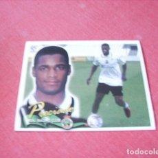 Cromos de Fútbol: ED. ESTE 00-01 COLOCA PRECIADO ( RACING ) SIN PEGAR. Lote 99394963